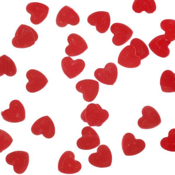 Streudeko Herz, rot