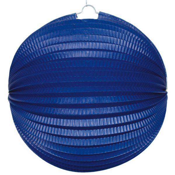 Lampion, blau