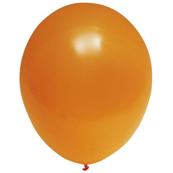 Luftballons, orange