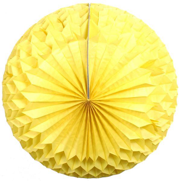 Maxi Wabenball, Ø 48cm, gelb