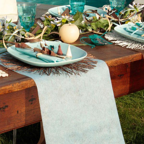 Tischläufer mint B: 30 cm