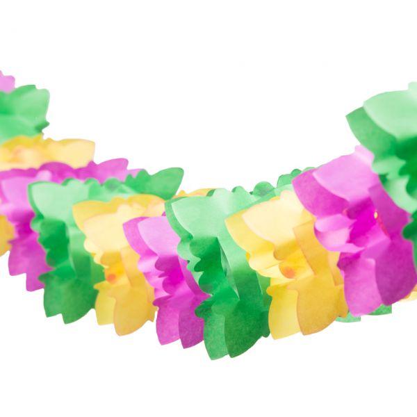 Girlanden 3D, neon