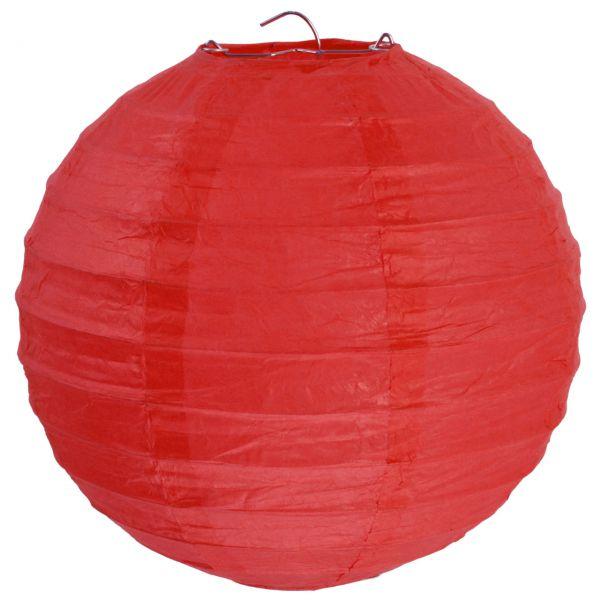 Deko-Lampion, rot