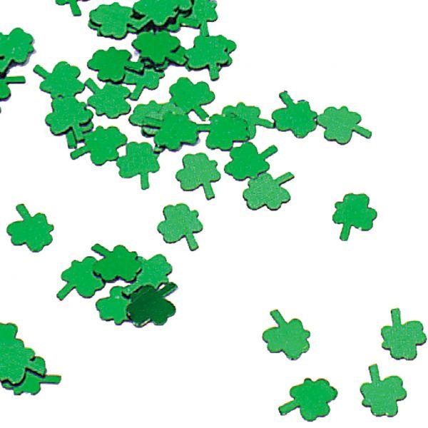 Streudeko Klee, grün