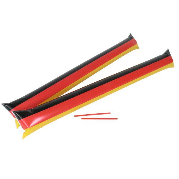 Kunststoff Krachmacher Bang Bang Deutschland, schwarz-rot-gold