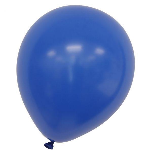 Luftballons, blau