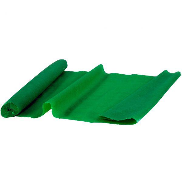 Krepppapier, grün