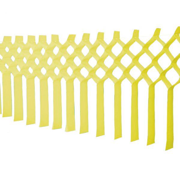 Maxi Fransengirlande, 10m, gelb