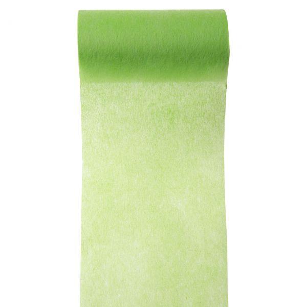 Tisch- und Schleifenband, B: 10cm, grün