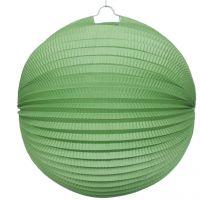 Lampion, grün