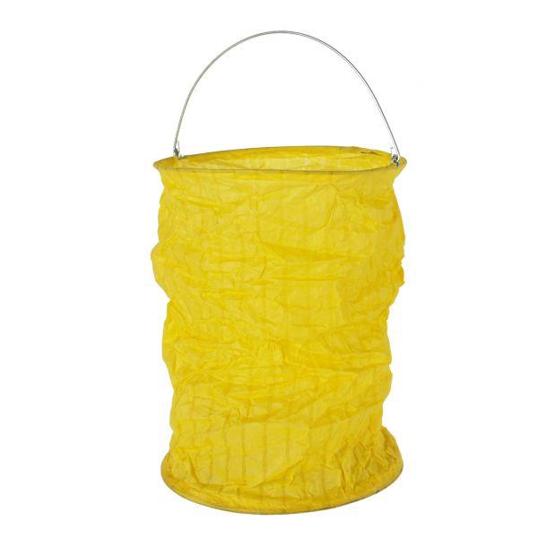 Laterne länglich, gelb