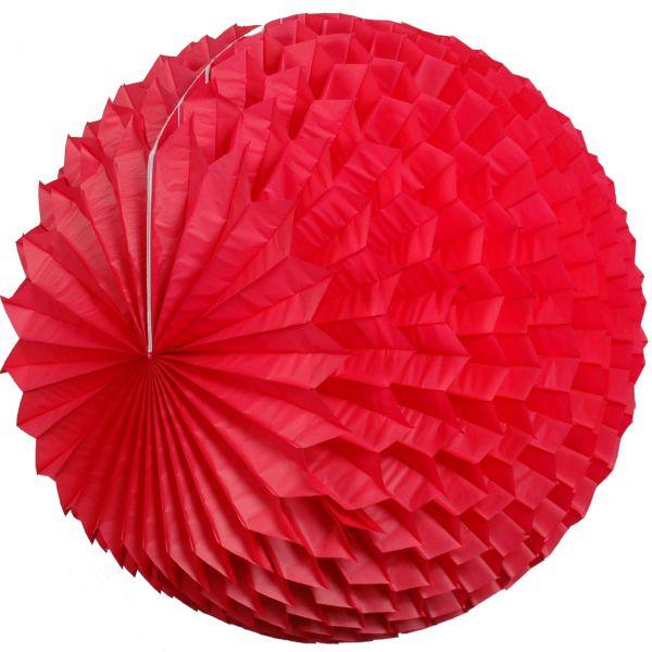 Maxi Wabenball, Ø 48cm, rot