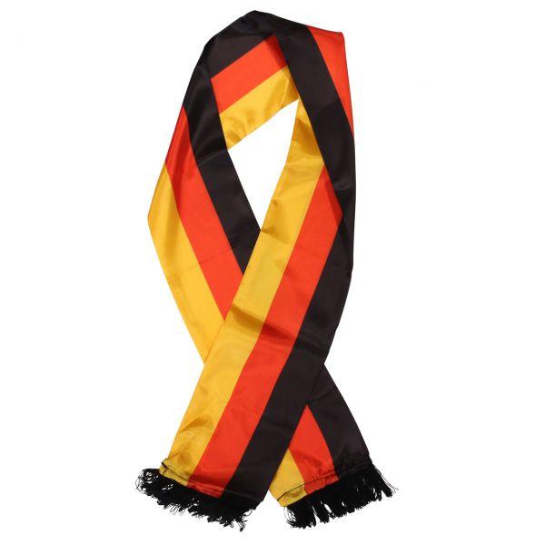 Schal Deutschland, schwarz-rot-gold