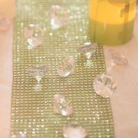 Deko-Diamanten, Ø 3cm, kristall-klar