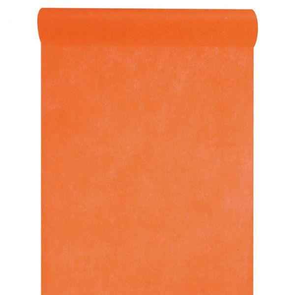 Tischläufer B: 30cm x 10m, orange