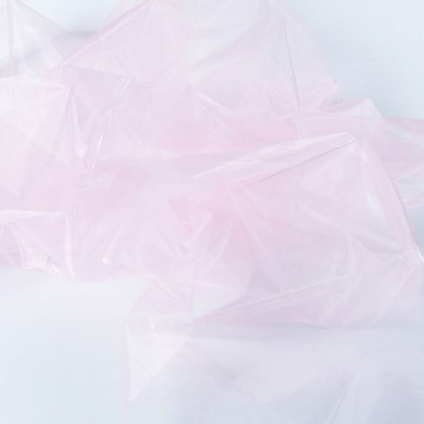 Organza, rosa