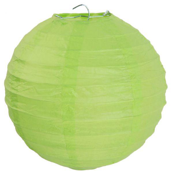 Deko-Lampion, grün