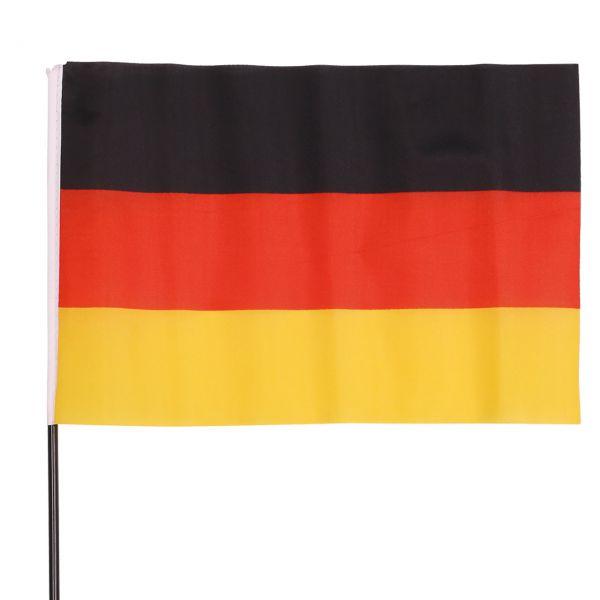 Flagge Deutschland, Polyester, schwarz-rot-gold