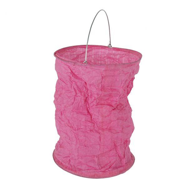 Laterne länglich, pink