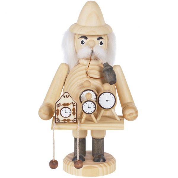 Räuchermännchen Uhrenhändler