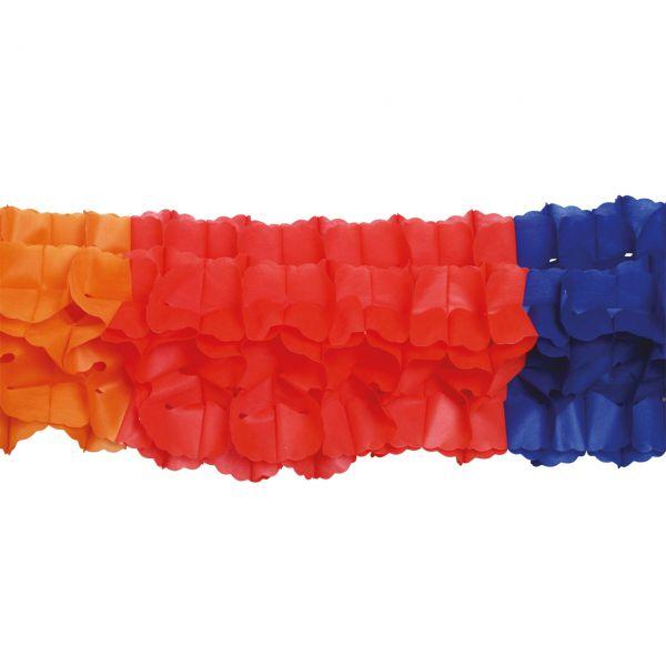 Maxi-Girlande wetterfester Vlies, 6m, Ø 50cm