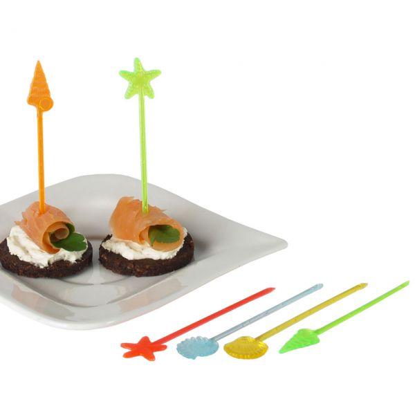 Party-Picker Meeresfrüchte, bunt gemischt
