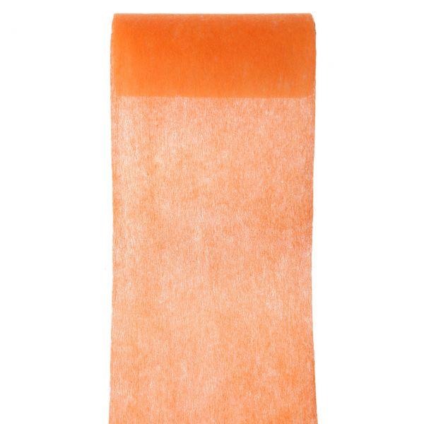 Tisch- und Schleifenband, B: 10cm, orange