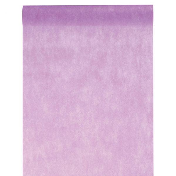 Tischläufer B: 30cm x 10m, violet
