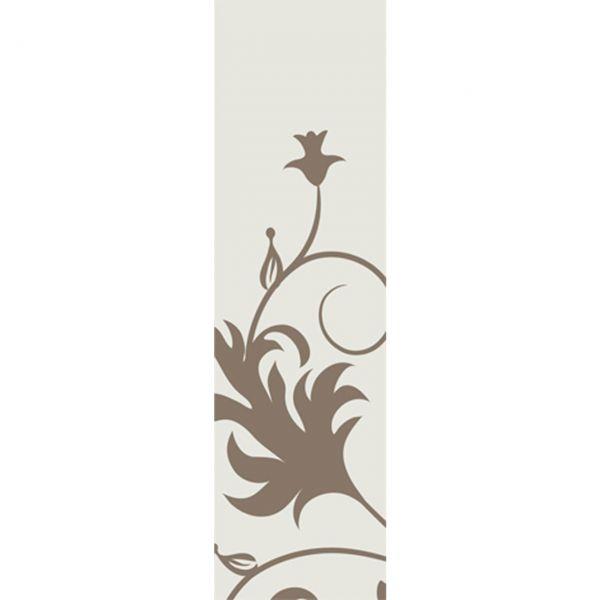 Banner Ornament wetterfest, sandhell