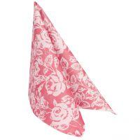 Einweg Serviette Baumwolle, Rose rosa