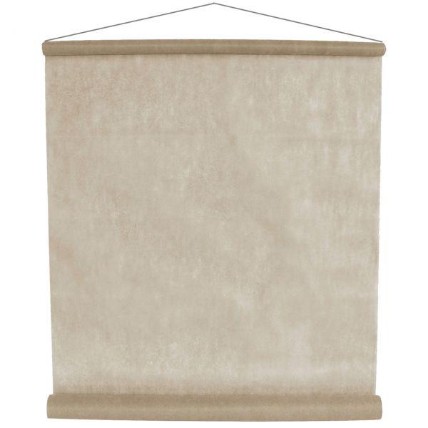 Partyhimmel, B: 80 cm x 12 m, taupe