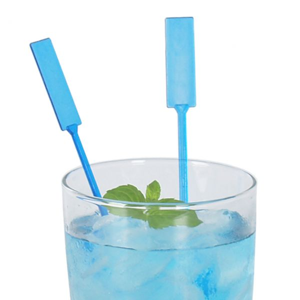Rührstäbe Longdrink, blau