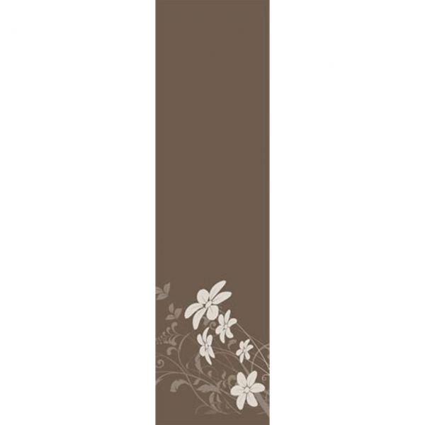 Banner Blumen wetterfest, sandhell